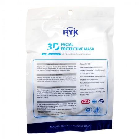 Mascarilla de Alta Filtración KN95