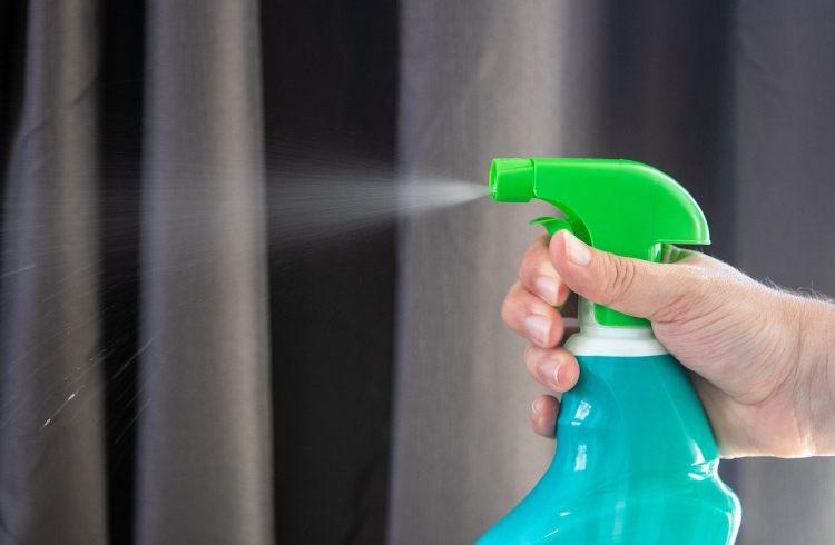 4 productos de desinfección más eficaces