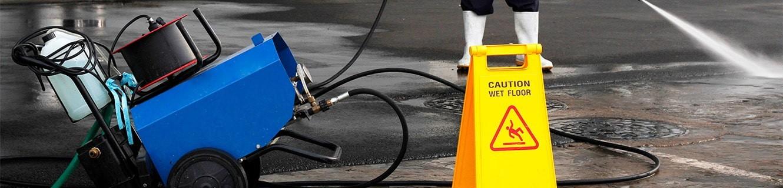 Maquinaria para limpieza profesional. Venta online